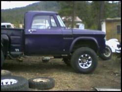 tommylee413 1965 Dodge D150 Club Cab