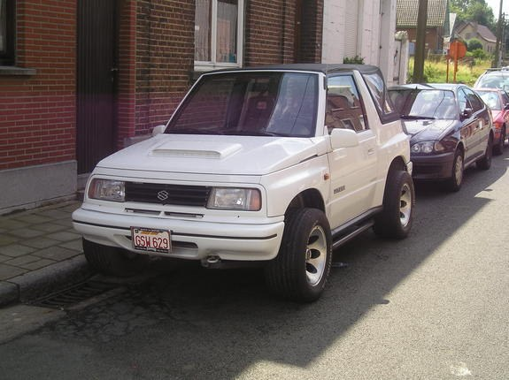 Nick8Ball's 1996 Suzuki Vitara