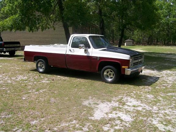 Another bud8fan1815 1987 Chevrolet C/K Pick-Up post... - 9629384