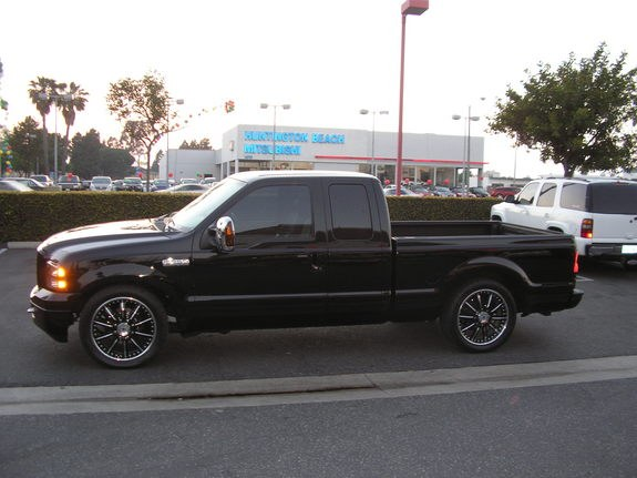 Rodx562 2007 Ford F250 Super Duty Super CabLariat Pickup ...