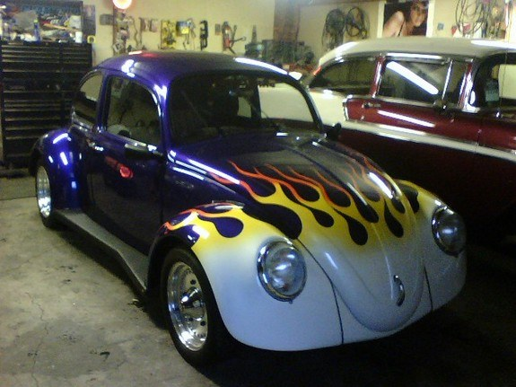bug327 1965 Volkswagen Beetle Specs, Photos, Modification Info at CarDomain