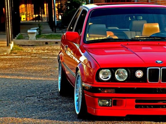 Senna69 1990 BMW 3 Series