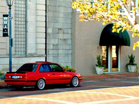 Another Senna69 1990 BMW 3 Series post... - 9137884