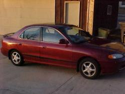 crazybass2s 1996 Hyundai Elantra