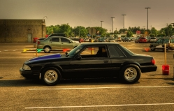 blown349 1989 Ford Mustang