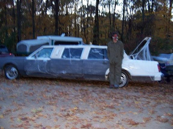 Limo Guy 1987 Lincoln Town Car Specs Photos Modification Info At