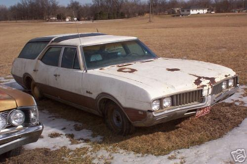Cutlassluvr's 1969 Oldsmobile Vista Cruiser