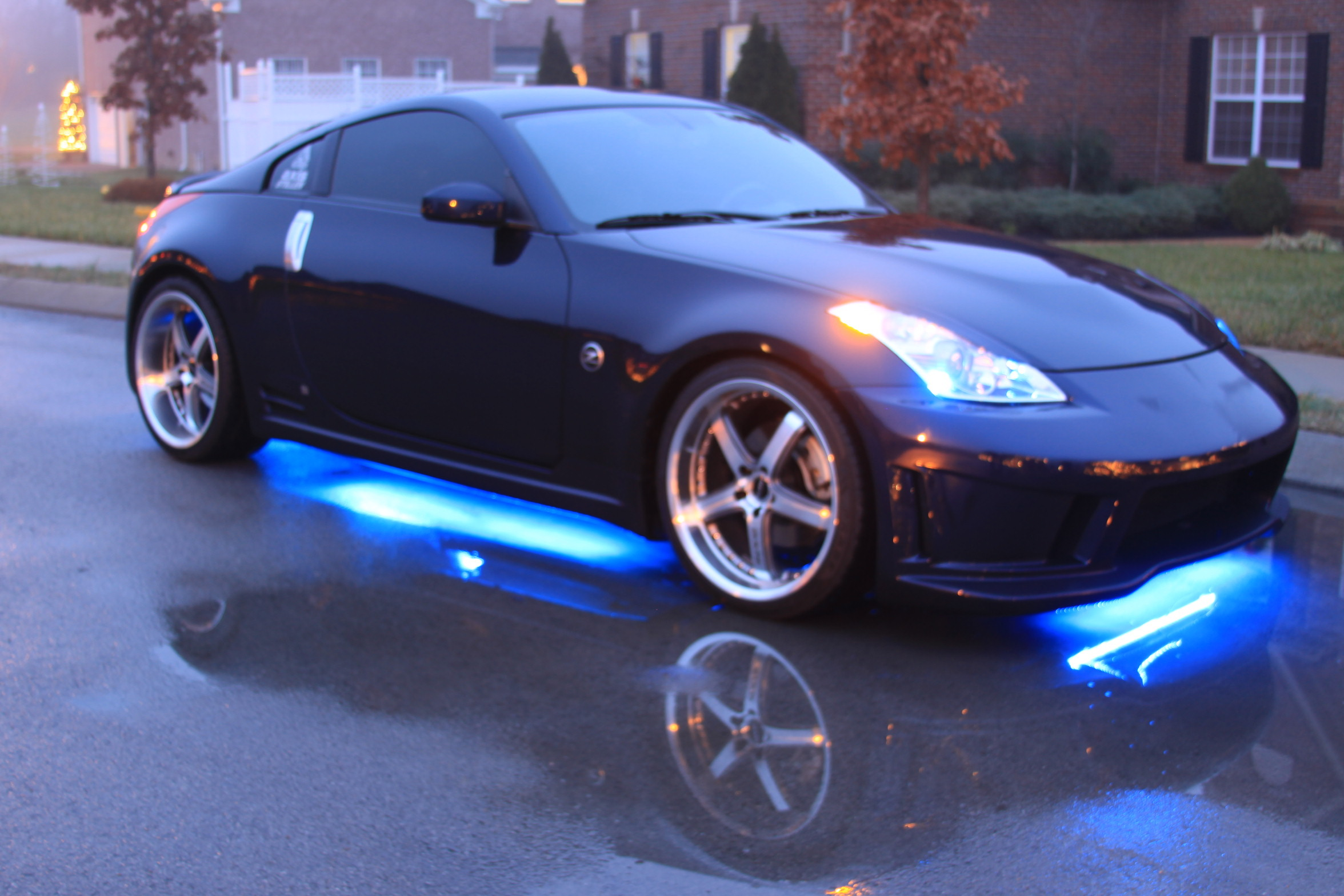 widecrx 2007 nissan 350z specs photos modification info. Black Bedroom Furniture Sets. Home Design Ideas