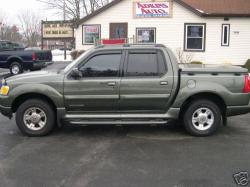 SAINTSLAUGHTERs 2001 Ford Explorer Sport Trac