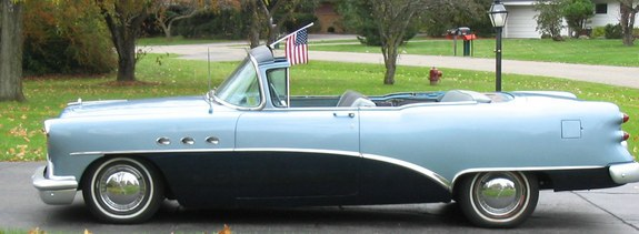 1954 Buick Special Deluxe