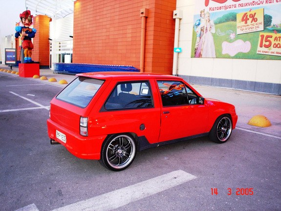 gsi 16v turbo 1992 opel corsa specs photos modification. Black Bedroom Furniture Sets. Home Design Ideas