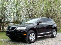 foxxy_blues 2004 Volkswagen Touareg