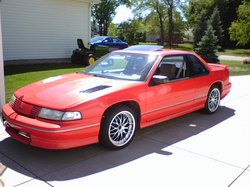 MAFerriss 1993 Chevrolet Lumina Passenger