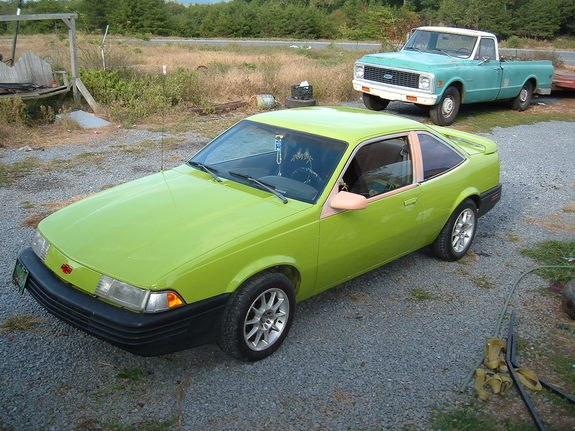 Another froggie38 1991 Chevrolet Cavalier post... - 9634512