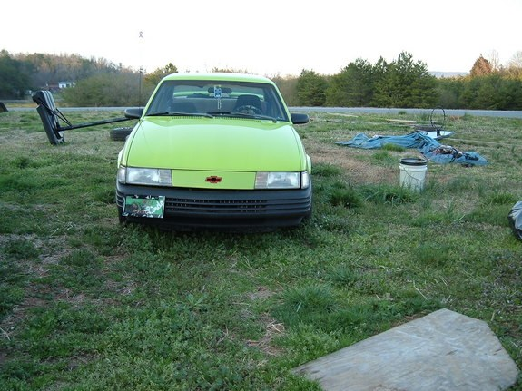 Another froggie38 1991 Chevrolet Cavalier post... - 9634514