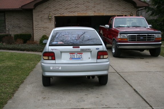 Another shaun_07 1995 Ford Aspire post... - 9647029