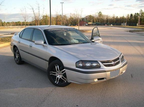 amoffitt 2003 chevrolet impala specs photos modification. Cars Review. Best American Auto & Cars Review