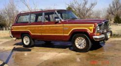 mrezgolk 1985 Jeep Grand Wagoneer
