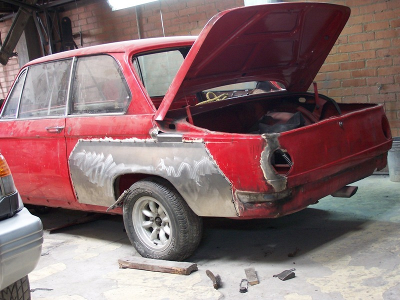 Another fdovargas 1973 BMW 2002 post... - 9638124