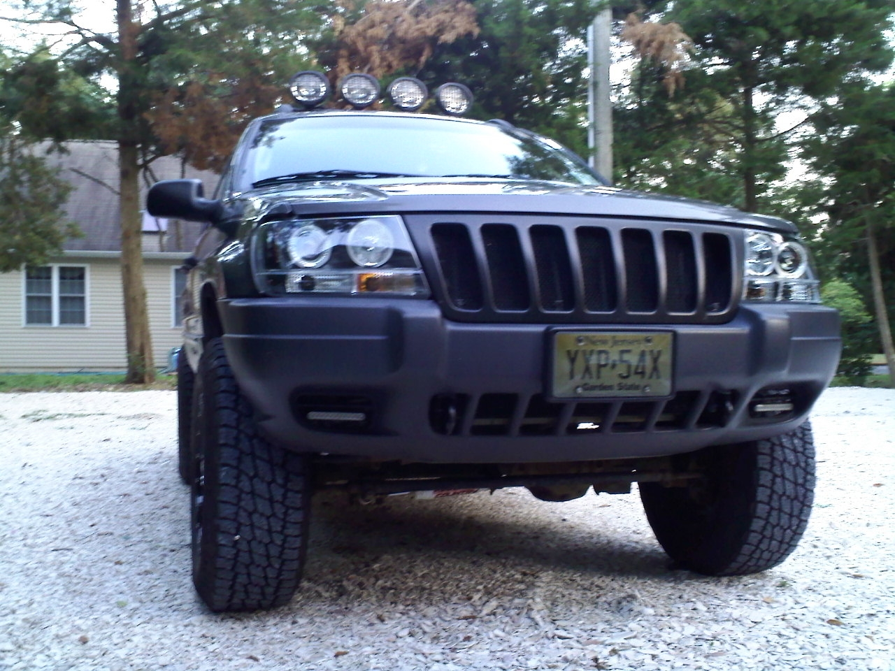 xii fuz1on iix 2003 jeep grand cherokee specs photos modification info at cardomain cardomain