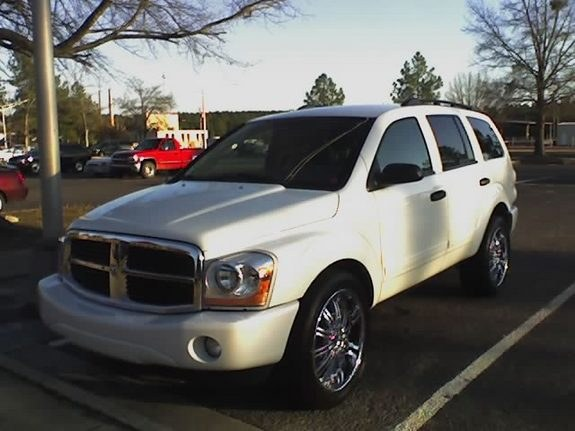 Large on 07 Dodge Durango