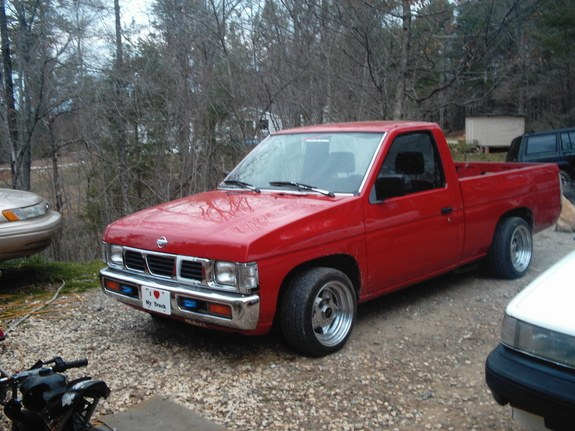Josh Lowrider 1994 Nissan D21 Pick Up Specs Photos
