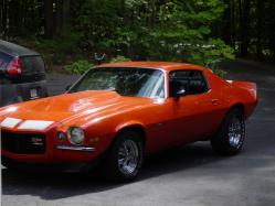 old-zeders 1971 Chevrolet Camaro