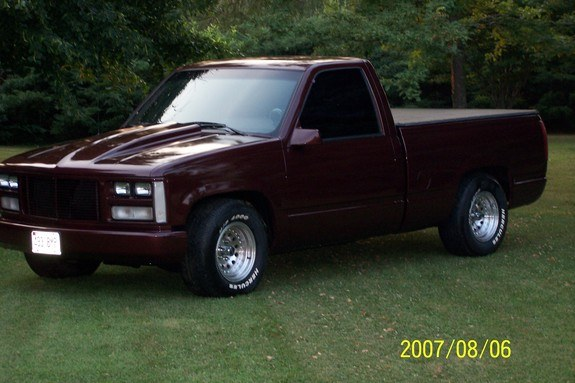 harman1977's 1989 GMC Sierra 1500 Regular Cab