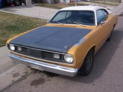 P71duster 1971 Plymouth Duster