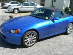 Dragonhalfs 2007 Honda S2000