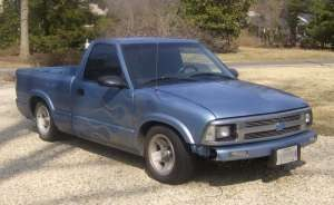 SickSpeedMonte 1997 Chevrolet S10 Regular Cab
