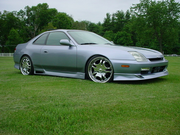 Dumpedlude 2000 Honda Prelude Specs Photos Modification
