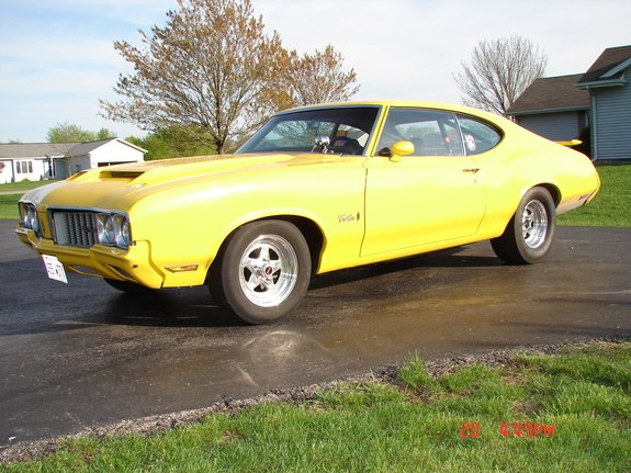 wot455 1970 Oldsmobile Cutlass 18898029
