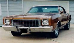 bigblockmcs 1972 Chevrolet Monte Carlo
