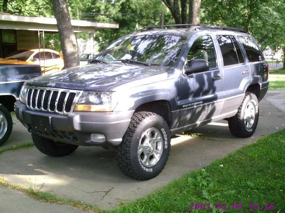 Another Daman02 2001 Jeep Grand Cherokee Post Photo 9139047