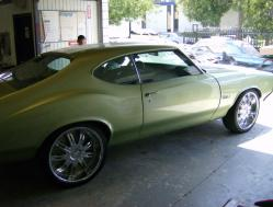 hustlehards 1972 Oldsmobile Cutlass
