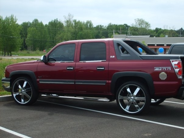 Cashboy0102 2004 Chevrolet Avalanche Specs Photos Modification