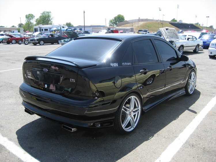 2003 Ford Focus Body Kit Pictures To Pin On Pinterest