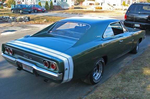 4forty 1968 Dodge Charger