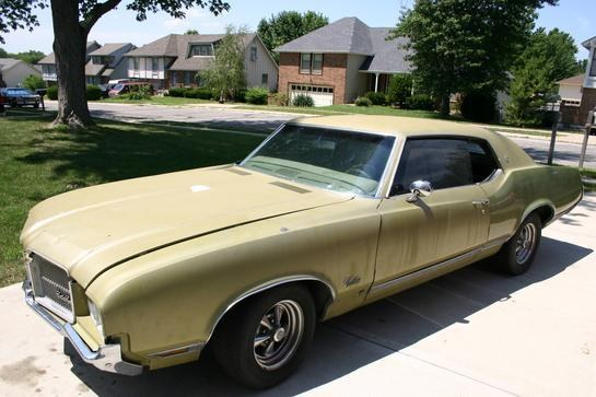gpb1971's 1971 Oldsmobile Cutlass