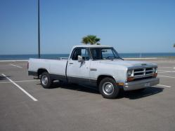 maxpayne4x4s 1986 Dodge D150 Regular Cab