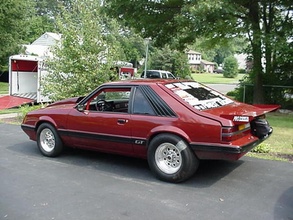 Another Finest-Racing 1985 Ford Mustang post... - 9752600