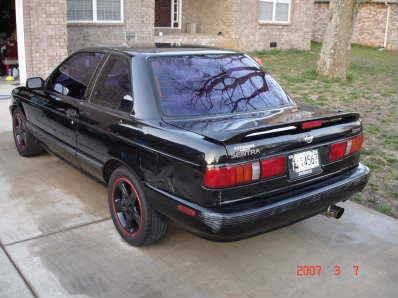 Another datsun_521 1993 Nissan Sentra post... - 9753798