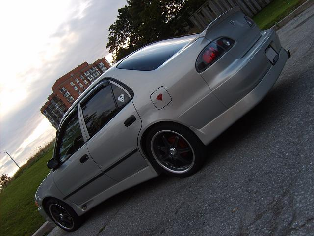 krystenne 2001 Toyota Corolla Specs Photos Modification Info at