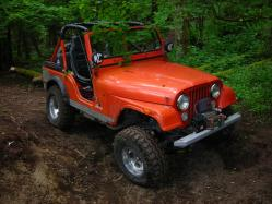 DodgeJonRoys 1978 Jeep CJ5
