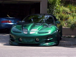 Cazualtas 1998 Pontiac Trans Am