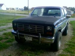 Staples68s 1986 Ford Bronco
