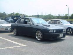 thespeedfactory2s 1990 BMW 5 Series