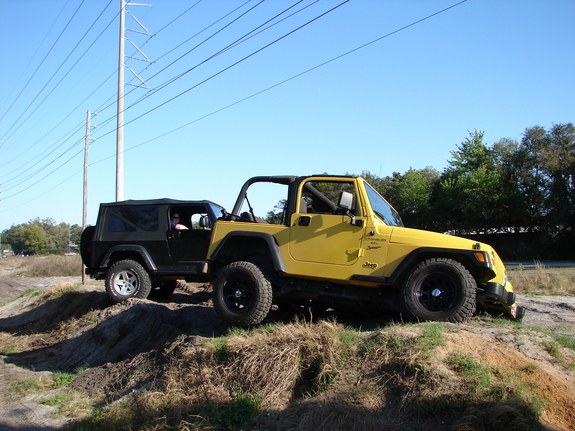 Another 00ylwrsp 2000 Jeep TJ post... - 9756430