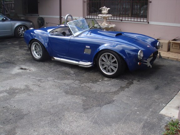 Another mykobra 1965 Factory Five 65 Roadster post... - 9756501